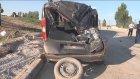 Trafik kazası: 4 yaralı - SİVAS
