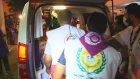 Devam eden saldırılar sonucu yaralananlar Şifa hastanesine getirildi - GAZZE