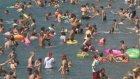 Vatandaşlar, sahillere ve havuzlara akın etti - ZONGULDAK
