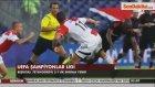Beşiktaş'ın Zaferi Avrupa'da Dikkati Çekti