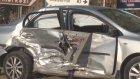 Isparta'da trafik kazası:  1 ölü, 10 yaralı