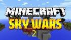 Minecraft Minigames (Skywars) Bölüm 2 - Eller Bizde