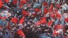 Cumhurbaşkanı adayı ve Başbakan Erdoğan, Van'a geldi