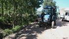 Kocaeli'de traktörün römorkundan düşen kadın öldü