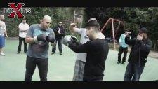 Almanya'da Türk Çetesinin Düzenlediği Sokak Dövüşü