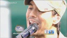 Enrique Iglesias - Hero & I'm A Freak (Canlı Performans)