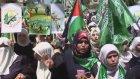 Gazze'ye dayanışma gösterisinde İsrail askerleriyle çatışma çıktı - EL-HALİL