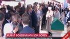 Murat Göğebakan Son Yolculuğuna Uğurlandı!
