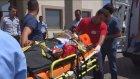 Otomobil devrildi: 6 yaralı - ADIYAMAN