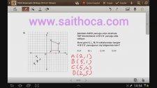 Özel Ders Teog Matematik Soruları Çözümü (6-10. Sorular)