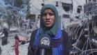 Saldırıların ardından Beyt Hanun'daki evler harabeye döndü (7) - GAZZE