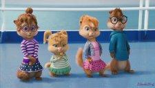 The Chipmunks & The Chipettes - Party Rock Anthem Lyrics ...