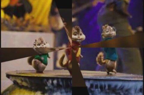 Alvin & The Chipmunks: Chipwrecked movie :