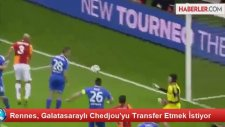 Galatasaraylı Chedjou: Transfer Görüşmesi Yapmadım