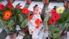 Saldırılarda hayatını kaybeden Filistinliler anıldı - BRÜKSEL