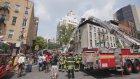 Suşi restoranında yangın - NEW YORK