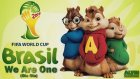 We Are One Ole Ola (Alvin And The Chipmunks) [2014 Fıfa World Cup Song]