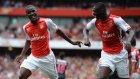 Arsenal 5-1 Benfica Maç Özeti (02.08.2014)