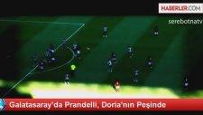 Galatasaray, Doria İçin 6 Milyon Euro Teklif Etti