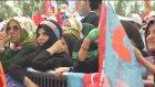 Cumhurbaşkanı adayı ve Başbakan Erdoğan'ın İstanbul Mitingi'ne doğru - Alana vatandaşlar a