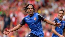 Arsenal 0-1 Monaco   Maç Özeti (03.08.2014)