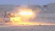 IŞİD Peşmergenin Kontrolündeki Sincar'ı Ele Geçirdi