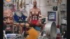 Kaslarıyla Müzik Yapan Adam Terry Crews