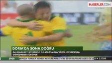 Doria'nın Menajeri Konuştu: Galatasaray'dan Teklif Aldık