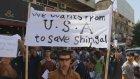IŞİD'in Yezidileri hedef alan saldırıları protesto edildi - SÜLEYMANİYE