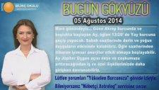 OĞLAK Burcu, GÜNLÜK Astroloji Yorumu 05 Ağustos 2014, Astrolog DEMET BALTACI