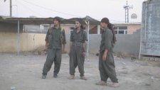 YPG ve peşmerge IŞİD'e karşı savaşıyor - ERBİL