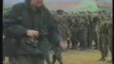 Bosna Lideri Aliya İzzetbegoviç'in Askerleri Selamı