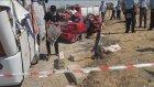Akşehir'de trafik kazası: 20 yaralı - KONYA