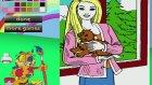 Barbie Boyama Oyununun Oynanış Videosu