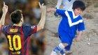 8 yaşındaki yeni Messi!