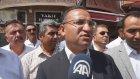 Adalet Bakanı Bozdağ, esnaf ziyaretlerinde bulundu - YOZGAT