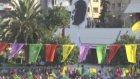 Cumhurbaşkanı adayı ve HDP Eş Genel Başkanı Demirtaş'ın Adana mitingi