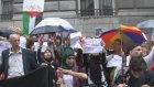 İsrail'in Gazze'ye saldırıları protesto edildi - BRÜKSEL