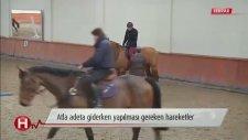 At Biniciliği (2) - Afrodite Öğütler - HTV Turkiye