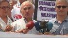 Turhan Çakar, basın açıklaması yaptı - ANKARA