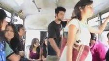 Otobüste Yanlış Anlanan Çocuk