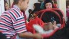 Yüzlerce Şii aile Erbil Otogarı'nda mahsur kaldı