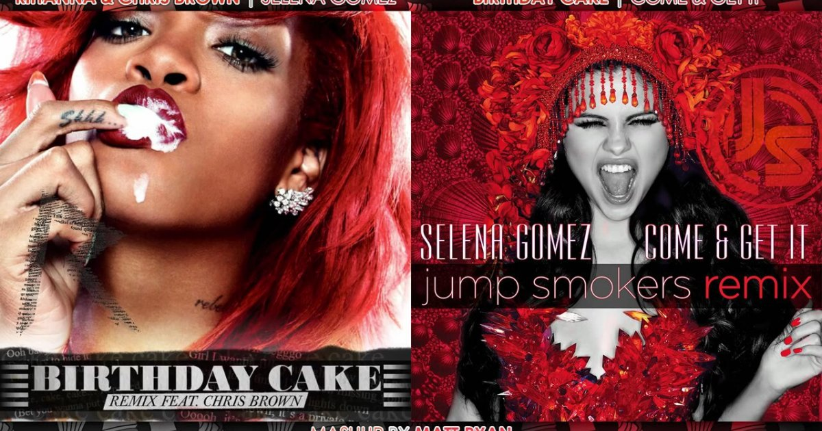 Selena Gomez Birthday Cake Lyrics
