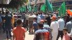 Batı Şeria'da Gazze'ye destek gösterisi - NABLUS
