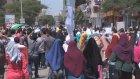 Darbeyi Ret ve Meşruiyete Destek, Gazze'ye destek gösterileri - KAHİRE