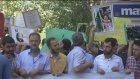 İsrail ve IŞİD protesto edildi
