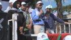 İsrail'in Gazze saldırılarının protesto edilmesi - ADANA