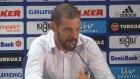 Soma'ya yardım turnuvasının ardından - Beşiktaş Teknik Direktörü Bilic - İSTANBULL