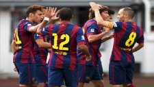 Helsinki 0-6 Barcelona Maç Özeti (09.08.2014)