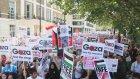 İsrail'in Gazze saldırıları protesto edildi - LONDRA